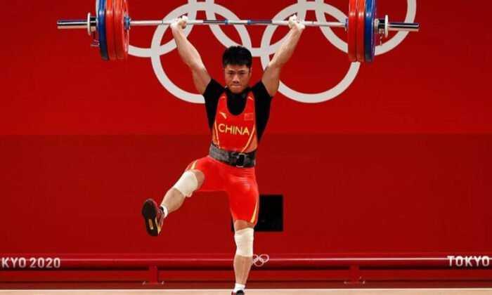 Halterde Olimpiyat Rekoru Kırıldı