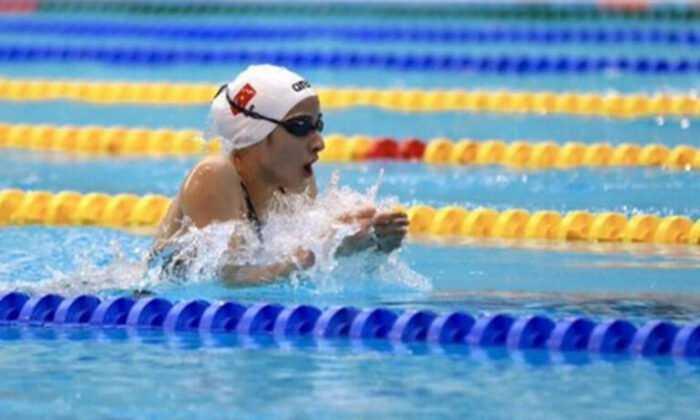 İlk Kez Yüzme Bayrak Takımımız Olimpiyatlarda