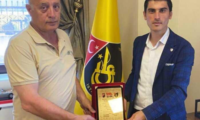 İstanbul Gençlergücü Spor'dan İstanbul Spor Camiasına Ziyaret