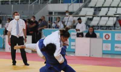 Judo Ümit Milli Takım Seçme Heyecanı Başladı