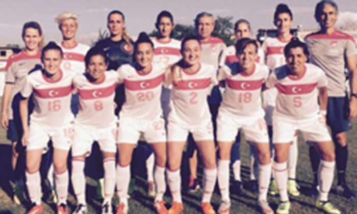 Kadın A Milli Futbol Takımı, Arnavutluk'u 2-1 Yendi