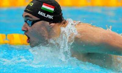 Kristof Milak, Michael Phelps'in Rekorunu Tarihe Gömdü