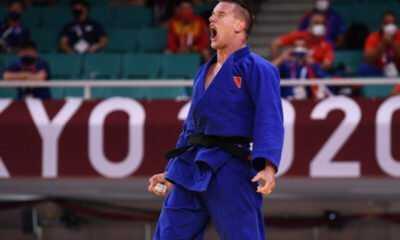 Mihael Zgank, Olimpiyatlarda Beşinci Oldu