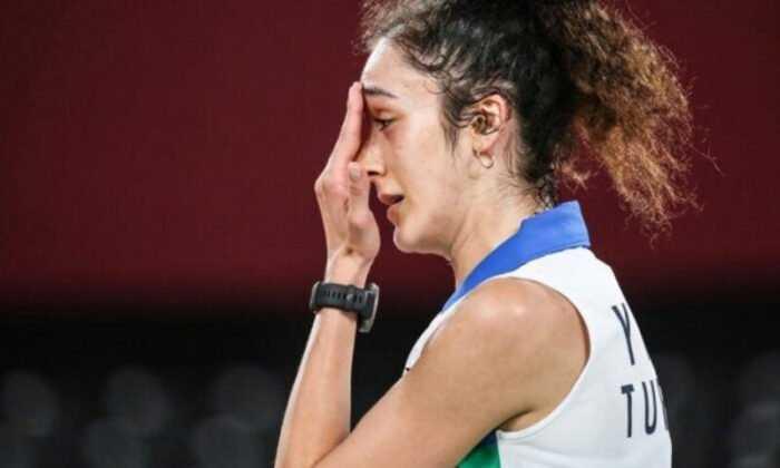 Neslihan Yiğit, Olimpiyatlara Veda Etti