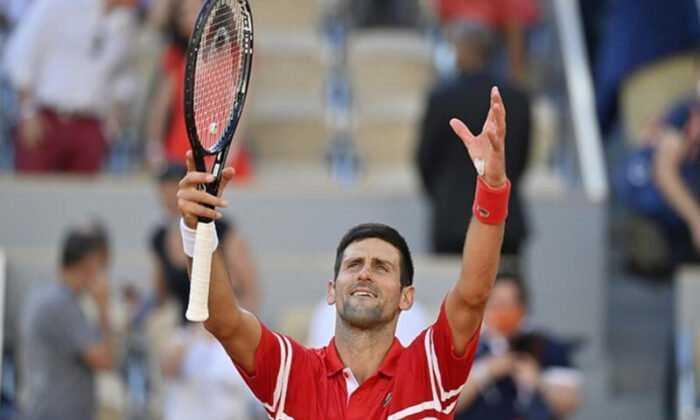 Novak Djokovic 'Altın-Slam'i Hedefliyor