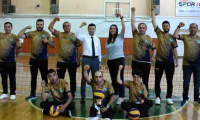 Oturarak Voleybol Takımından 4 Ayda 'Süper' Başarı