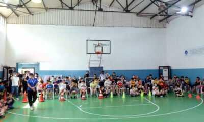 Şişli'de Spor Etkinlikleri Başladı