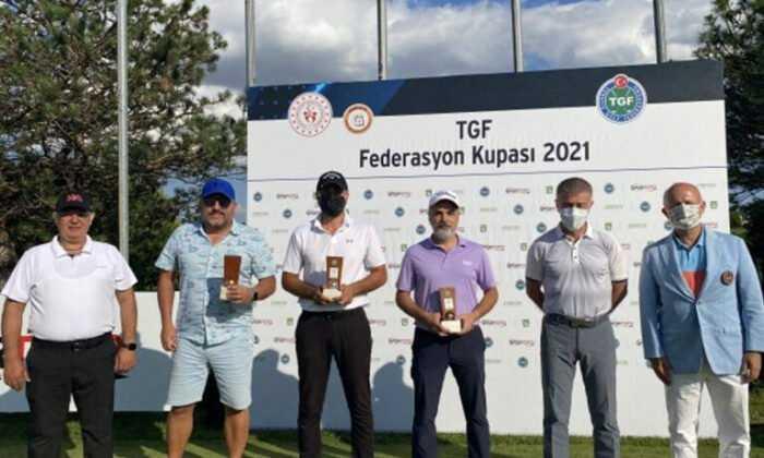 TGF Federasyon Kupası Tamamlandı