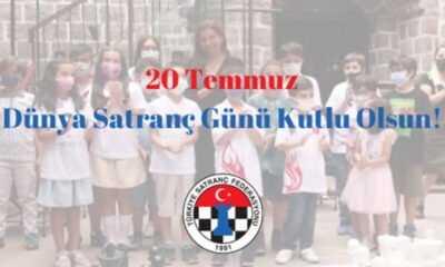 TSF'den Dünya Satranç Günü Kutlaması