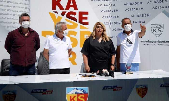 TSYD Kayseri Şubesinden Kayserispor'a Ziyaret