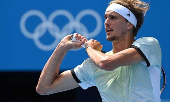 Teniste Son Finalist Alexander Zverev Oldu
