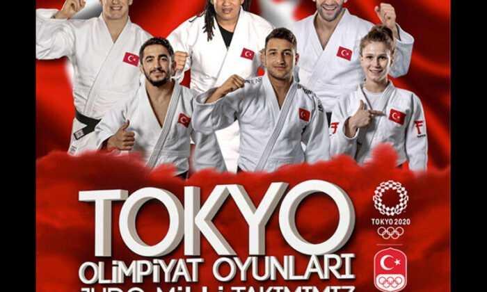 Tokyo Olimpiyat Oyunları'nda 6 Judoka ile Yer Alacağız