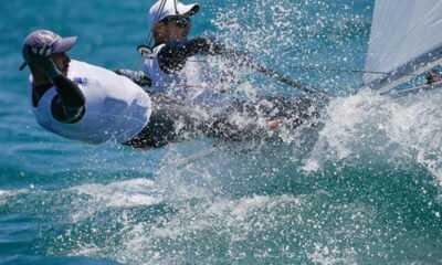 Türk Sporcular Yelkende Yarışlarını Sürdürdü