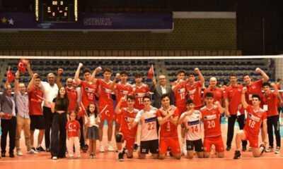 U18 Erkek Milli Takımı, Balkan Şampiyonası'na Galibiyetle Başladı