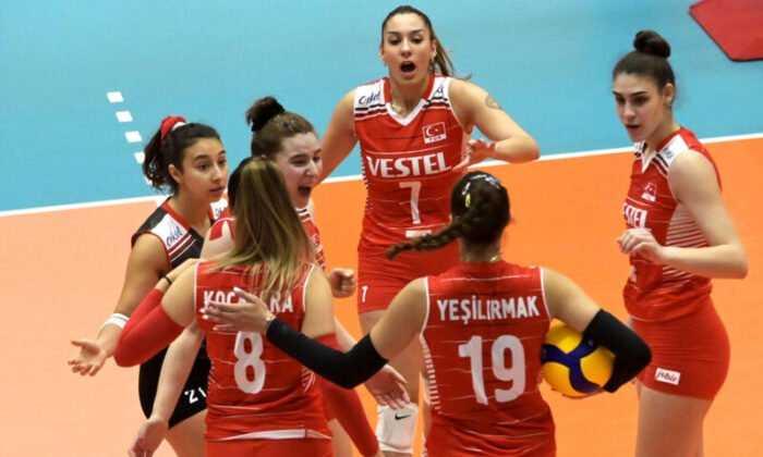 U20 Kız Milli Takımımız Dünyada İlk Onda