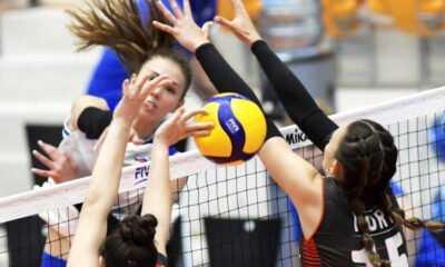 U20 Kız Milli Takımımız Rusya'ya 3-1 Mağlup Oldu