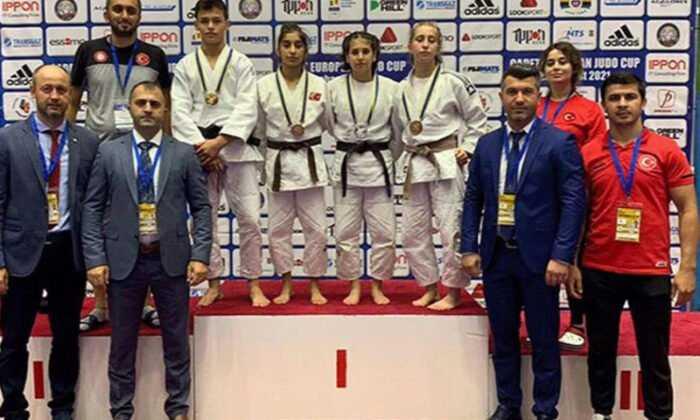 Ümitler Avrupa Judo Kupası Sona Erdi