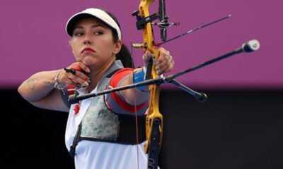 Yasemin Ecem Anagöz Olimpiyatlarda Elendi
