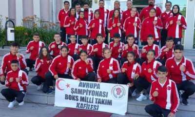 Avrupa Yıldızlar  Boks Şampiyonası Başlıyor