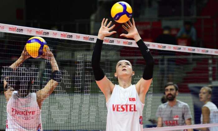 """Zehra Güneş: """"Olimpiyatlarda Türkiye'yi Temsil Edeceğimiz İçin Çok Mutlu ve Gururluyum"""""""