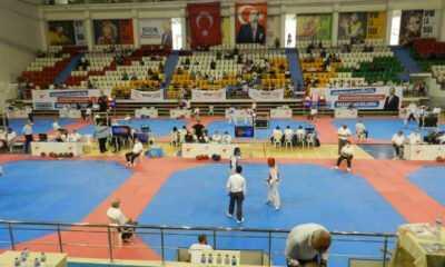 Zekeriya Tutar Yıldızlar Türkiye Taekwondo Şampiyonası Başladı