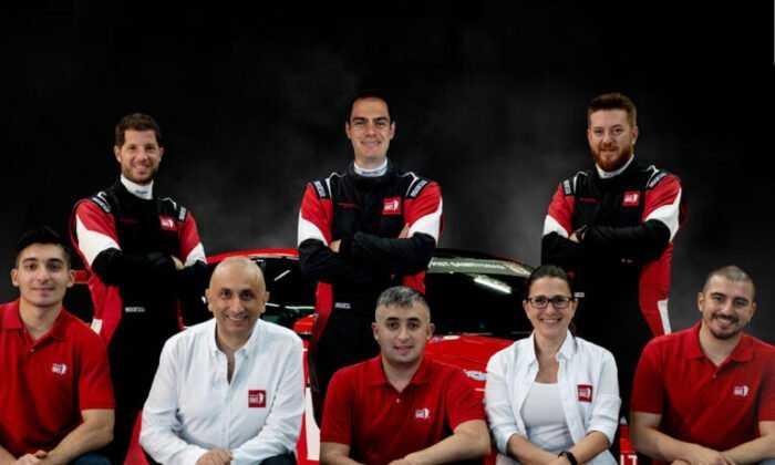 Türkiye ve Avrupa Pistlerinde Yeni Bir Takım: Team AMS