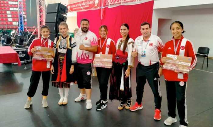 Üst Minikler Avrupa Boks Şampiyonası'nda 2 Gümüş 5 Bronz Madalya