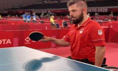 Ali Öztürk, Bronz Madalya Kazandı