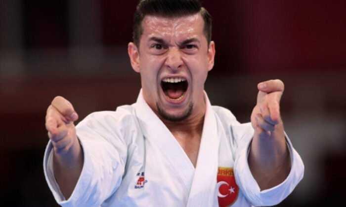 Ali Sofuoğlu'ndan Bronz Madalya