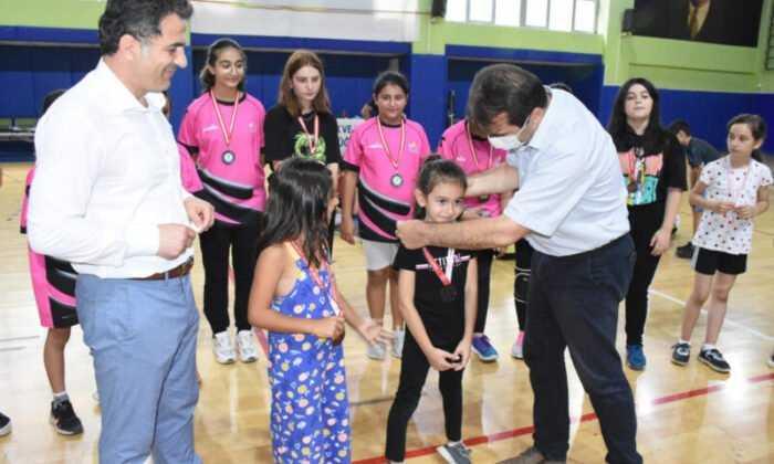Artvin'de Yaz Spor Kurslarına Ziyaret