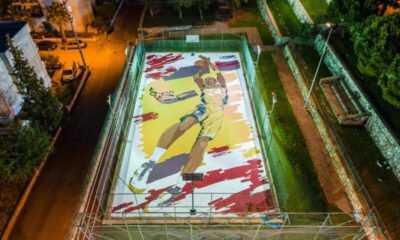 Basketbol Efsanesi Kobe Bryant'ın Anısı DYO ile Milas'ta Yaşatıldı