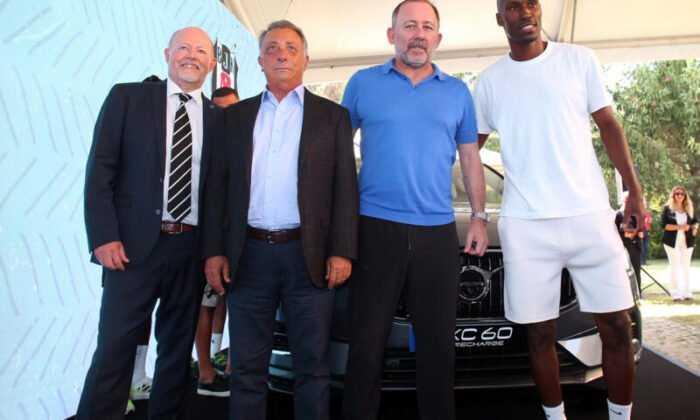 Beşiktaş JK ve Volvo Car Turkey Sürdürülebilir Bir Gelecek İçin Buluşuyor