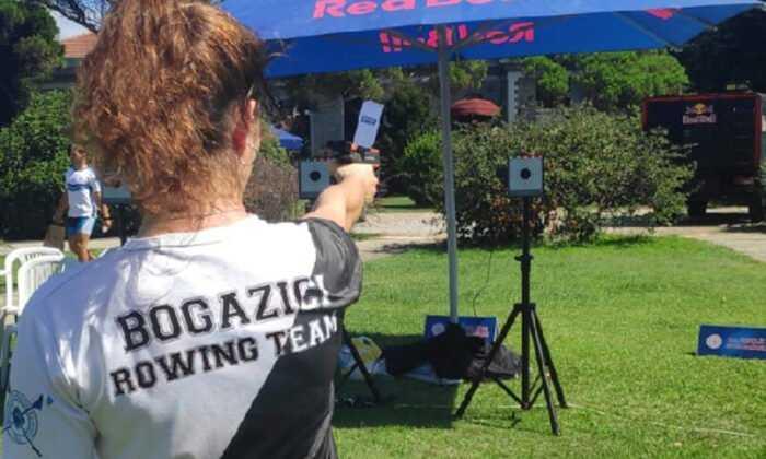Boğaziçi Sports Fest'te Modern Pentatlon Tanıtıldı