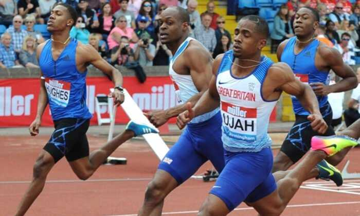 Chijindu Ujah, Doping Testi Pozitif Çıktı