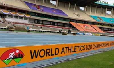 Dünya U20 Atletizm Şampiyonası Nairobi'de Başlıyor