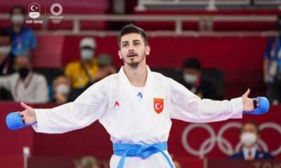 Eray Şamdan Olimpiyat İkincisi