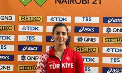 Esra Türkmen Ciritte Dünya Sekizincisi Oldu