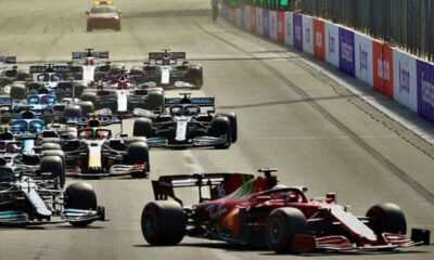 F1 Japonya Grand Prix'si İptal Edildi