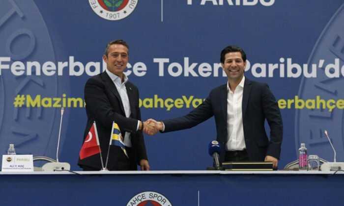 Fenerbahçe Kulübü ile Paribu Arasındaki Ortaklık Projesi Tanıtıldı
