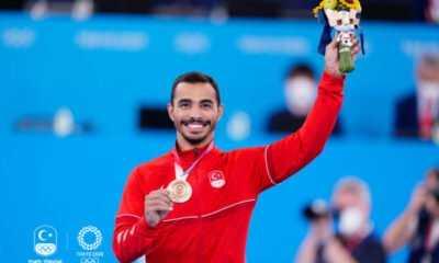 Ferhat Arıcan Olimpiyat Üçüncüsü