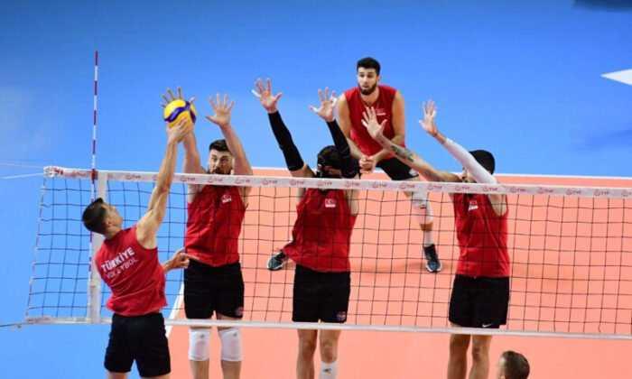 Filenin Efeleri'nin Avrupa Şampiyonası Hazırlıkları Sürüyor