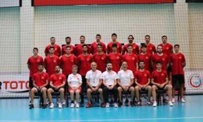 Hentbol Yıldız Erkekler Avrupa Şampiyonası Başlıyor