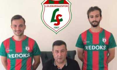 Lüleburgaz Spor İç Transferde 5 Oyuncu İle Anlaştı
