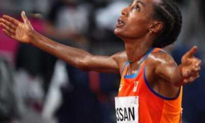 Mültecilikten Olimpiyat Şampiyonluğuna: Sifan Hassan