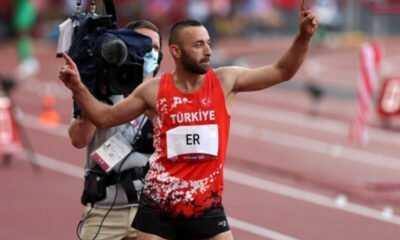 Necati Er, Olimpiyat 6'ncısı Oldu