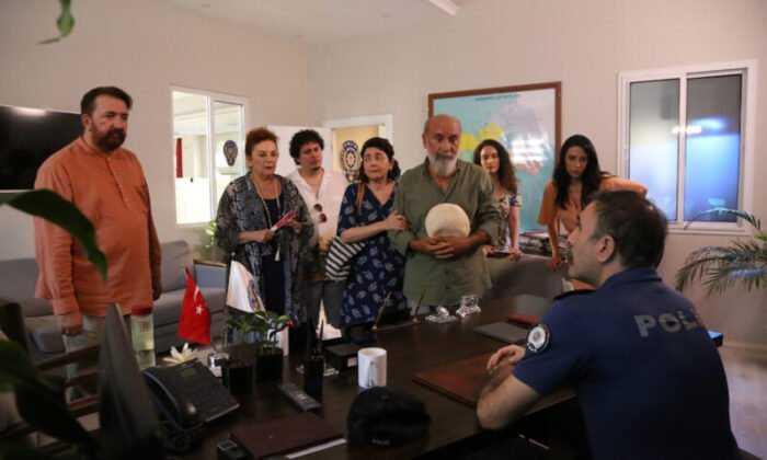 Show TV'nin Yeni Dizisi İçimizden Biri'nin Setinden İlk Kareler Yayınlandı