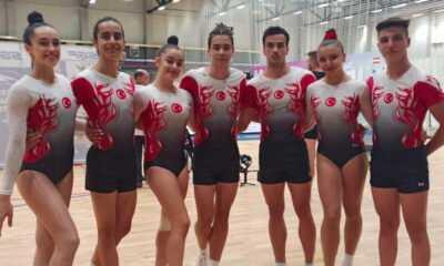 Slovak Open'da Sporcularımız 15 Finalde Yarışacak