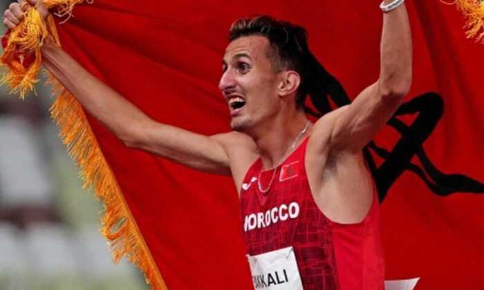 Soufiane El Bakkali Olimpiyat Şampiyonu Oldu