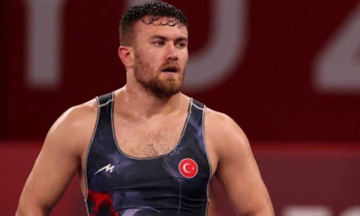 Süleyman Karadeniz Olimpiyat Beşincisi