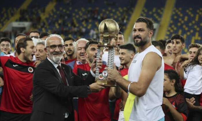 TSYD Kupası'nda Şampiyon Gençlerbirliği